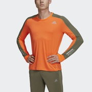 Adidas Own the Run Long Sleeve Tee