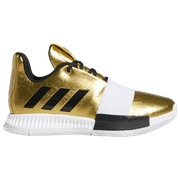 Adidas adidas Harden Vol. 3 - Boys Grade School / James Harden | Metallic Gold/White/Black