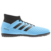 Adidas adidas Predator Tango 19.3 TF - Boys Grade School / Bright Cyan/Core Black/Solar Yellow | Hard Wired