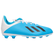 Adidas adidas X 19.4 FG - Boys Grade School / Bright Cyan/Core Black/Shock Pink | Hard Wired