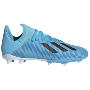 Adidas adidas X 19.3 FG - Boys Grade School / Bright Cyan/Core Black/Shock Pink | Hard Wired