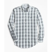 Brooksbrothers Non-Iron Regent Fit Plaid Sport Shirt