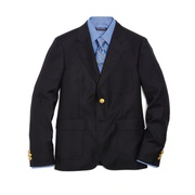 Brooksbrothers Boys Two-Button Junior Blazer