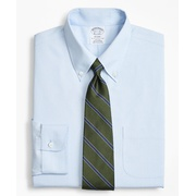 Brooksbrothers Regent Fitted Dress Shirt, Non-Iron Tonal Ground Stripe