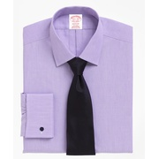 Brooksbrothers Madison Classic-Fit Dress Shirt, Non-Iron Spread Collar French Cuff