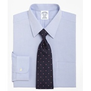 Brooksbrothers Regent Fitted Dress Shirt, Non-Iron Point Collar