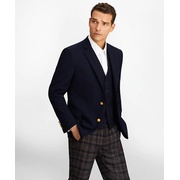 Brooksbrothers Regent Fit Two-Button Blazer
