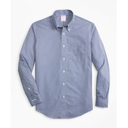 Brooksbrothers Non-Iron Madison Fit Micro-Gingham Sport Shirt
