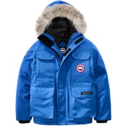 Canada Goose Polar Bears International Expedition Down Parka - Boys