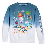 Mickey Mouse and Friends Pullover Sweatshirt for Kids ? Walt Disney World