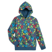 Mickey Mouse Icon Pullover Hoodie for Boys ? Disney Ink & Paint