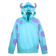 Disney Sulley Costume Pullover Hoodie for Kids