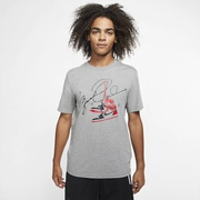Jordan AJ 85 T-Shirt - Mens / Carbon Heather