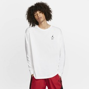 Jordan Retro 4 Legacy Long Sleeve T-Shirt - Mens / White