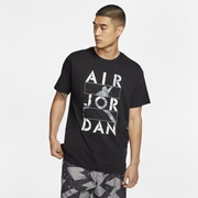Jordan Jumpman Seasonal T-Shirt - Mens / Black