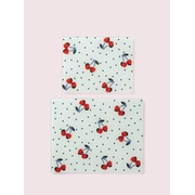 Kate spade vintage cherry dot prep board set