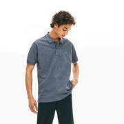 Lacoste Mens Marl Knit L.12.12 Polo