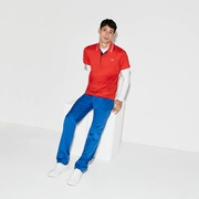 Lacoste Mens SPORT Technical Gabardine Golf Chino Pants