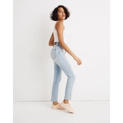 Madewell The Curvy Perfect Vintage Jean in Fitzgerald Wash
