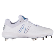 New Balance Fuse 1 Metal Low - Womens / White/White