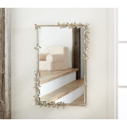 Potterybarn Monique Lhuillier Butterfly Rectangle Mirror