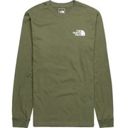 The North Face Red Box Long-Sleeve T-Shirt - Mens