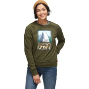 The North Face Bottle Source Crew Sweatshirt - Womens