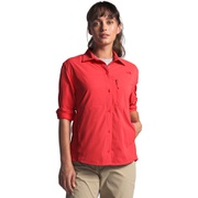 The North Face Outdoor Trail Long-Sleeve Shirt - Womens