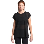 The North Face Active Trail Mesh Short-Sleeve Top - Womens