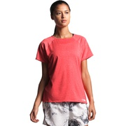 The North Face Active Trail Jacquard Short-Sleeve Top - Womens