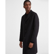 Theory Double-Faced Cashmere Suffolk Coat