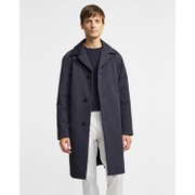 Theory Technical Twill Saville Coat