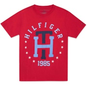 Tommy+Hilfiger Tommy Hilfiger Boys Th Star Logo Tee Shirt