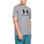 Under Armour Sportstyle Logo Short-Sleeve Shirt - Mens