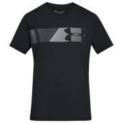 Under Armour Fast Left Check 2.0 T-Shirt - Mens / Black/Pitch Grey