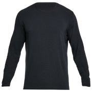 Under Armour Team 60/40 Long Sleeve T-shirt - Mens / Black