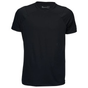 Under Armour Rush Fitted T-Shirt - Mens / Black/Black