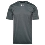 Under Armour Team Locker 2.0 S/S T-Shirt - Mens / Punch Tech Black/Metallic Silver