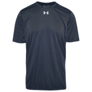 Under Armour Team Locker 2.0 S/S T-Shirt - Mens / Punch Tech Midnight Navy/Metallic Silver