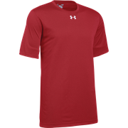 Under Armour Team Locker 2.0 S/S T-Shirt - Mens / Flawless/Metallic Silver