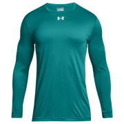 Under Armour Team Locker 2.0 L/S T-Shirt - Mens / Coastal Teal/Metallic Silver